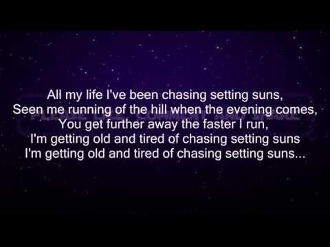 Passenger - Setting Suns