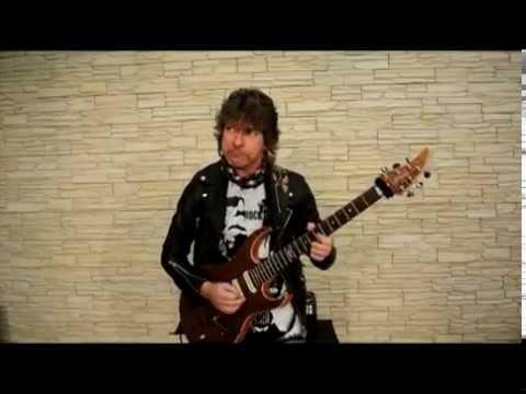 Mike Poss : WHAMMY MUMMY (Guitar Instrumental)