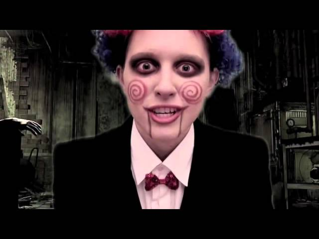 Kate Clapp -Катя Клэп-YouTube vs SAW 016