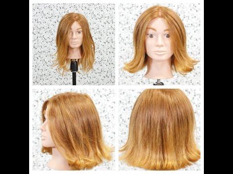 Haircut Tutorial 2014 Layered Bob Haircut- TheSalonGuy