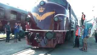 60 Years MY Locomotives in Denmark