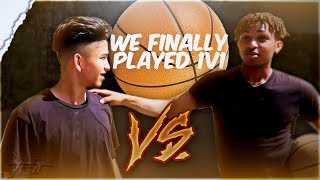 DDG EXPOSED ME IN BASKETBALL! (He told me im trash) | 1v1 Basketball |