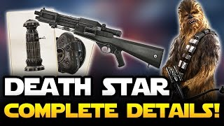STAR WARS BATTLEFRONT: Death Star DLC All Blasters, Star Cards, Maps, New Modes and Heroes Detailed!