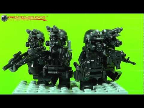 Minifig.Cat Minifigure Review | Modern Combat Soldiers