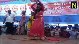 amar ata gasata tota phaki (আমার আতা গাছে তোতা পাখি বাসা বেধেছে) stage song