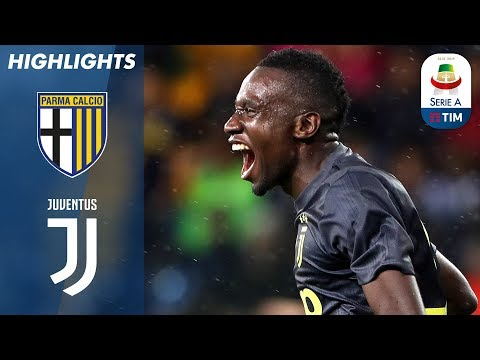 Parma 1-2 Juventus | Matuidi Scores the Winner for Juve! | Serie A