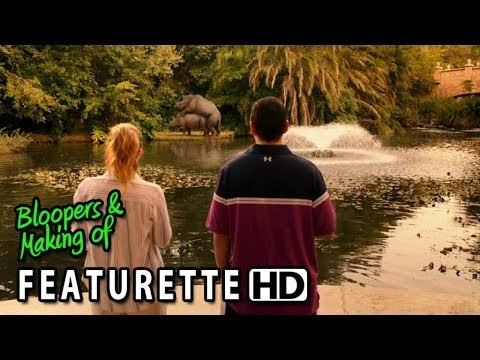 Blended (2014) Featurette - The First Date