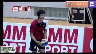 Chiến thắng đầu tiên của đội tuyển Việt Nam tại Cúp Vô địch CLB nam Châu Á 2017