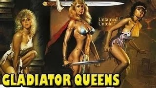 Gladiator Queens - Full Hollywood Super Dubbed Hindi Thriller Film - HD Latest Movie 2016