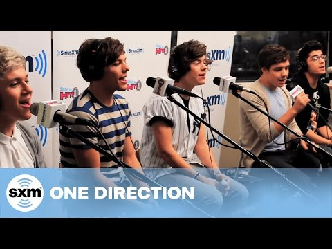 "One Direction - ""What Makes You Beautiful"" Live on SiriusXM"