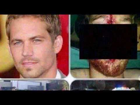 Vídeo  exclusivo da morte de Paul Walker  no momento  do acidente