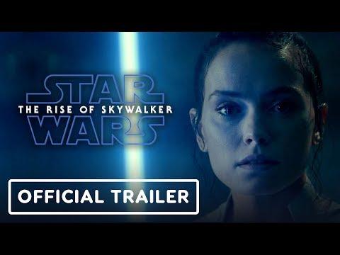 Star Wars The Rise of Skywalker - Official Final Trailer