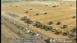 World Record Harvest - Part 2 of 2