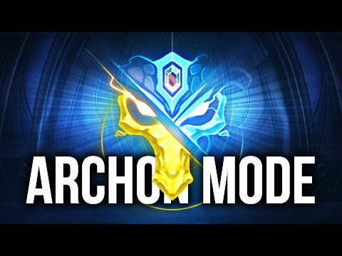 ARCHON MODE FRUSTRATIONS! (StarCraft 2: Legacy of the Void Pre-Alpha)