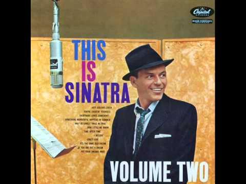 Frank Sinatra - Something Wonderful Happens In Summer