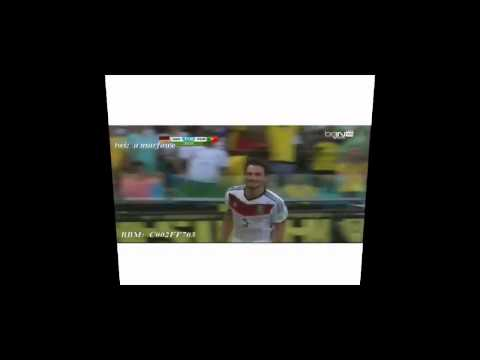 [FIFA] Germany vs Portugal 4-0 2014 Fifa World Cup All Goals 16-6-2014 Full HD