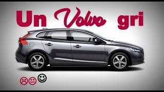 Verificare masina second hand. Volvo V40 gri automat.