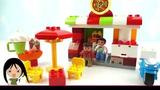 Bath Song Learn Colors for Kids with Building Blocks Toys for Children Toddlers Baby