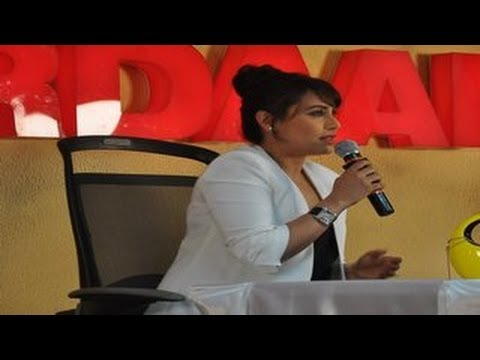 Mardaani Official Trailer Launch By Rani Mukherjee video