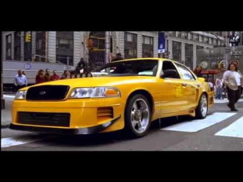 Taxi Movie Trailer 2004 Jimmy Fallon Queen Latifah