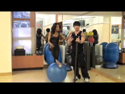 Stiletto Workout with June Ambrose