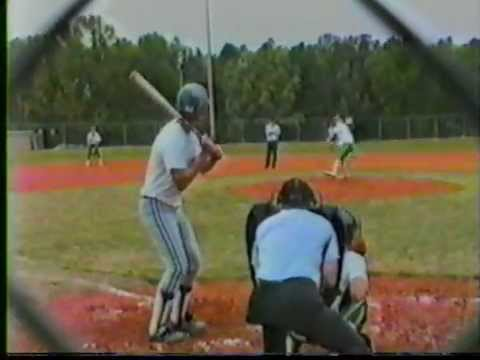 One Way Christian vs. Nathanael Greene Academy; Baseball, April 14, 1989