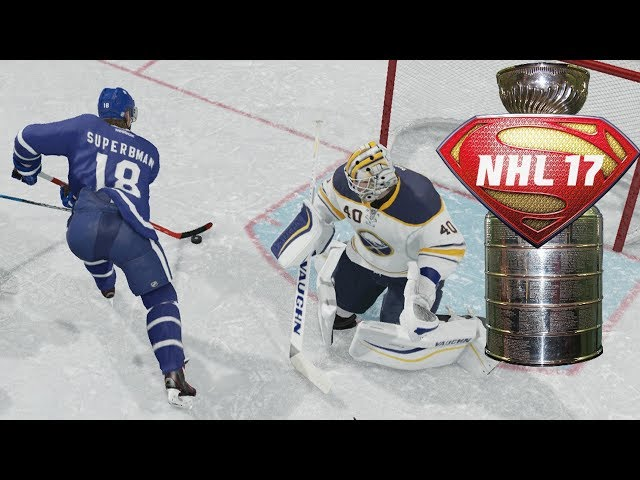 Playoffs Round One Games 56 - NHL 17 - Be A Pro ep. 63