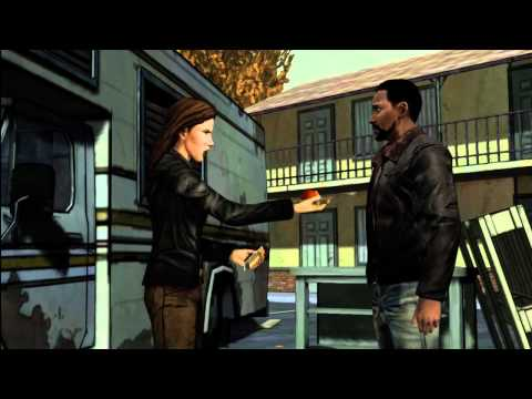 "The Walking Dead Episode 2 ""Starved For Help"" Walkthrough (Part 1 of 4)"