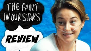 The Fault In Our Stars Movie Review and Book Changes