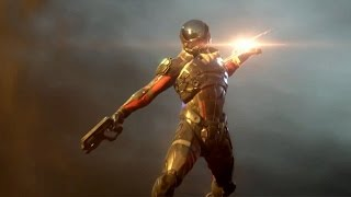 E3 2015: Подробный разбор трейлера Mass Effect Andromeda