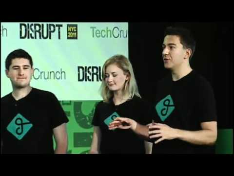 Getaround Startup Battlefield Presentation at TechCrunch Disrupt NYC