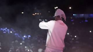 Nasty_C #Gravy performance in Mozambique  🇲🇿 ♥️