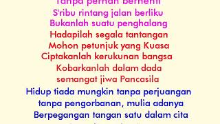 Lirik dan Lagu Indonesia Jaya   Harvey Malaihollo
