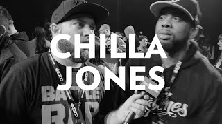 Chilla Jones Gives His Winner For Shotty Horroh Vs. Hitman Holla