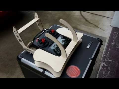 RADIO TRAY FOR YUNEEC ST-10 RADIO/CAROLINA DRONES