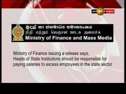 finance ministry say|eng