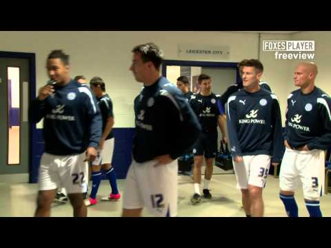 Tunnel Cam: Bristol City