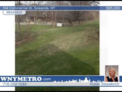 164 Commercial St  Gowanda, NY Homes for Sale | wnymetro.com