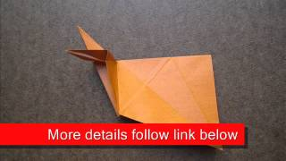 What Is An Origami Origami Helmet Crab