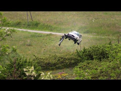 Rallye Best of Crash 2016 Highlights Mistakes compilation sortie
