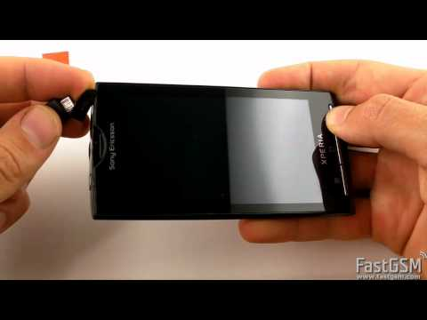 Unlock Sony Ericsson Xperia X10 by USB