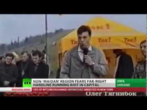 Ukraine unrest timeline