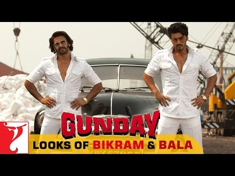 Looks Of Bikram & Bala - Gunday