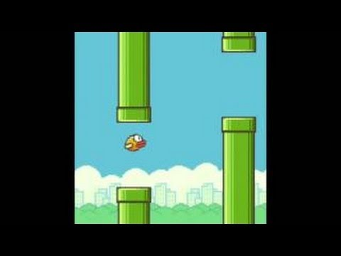 Flappy Bird High Score 249!! (How To Get Over 200 On Flappy Bird) No Cheats Tutorial!!!
