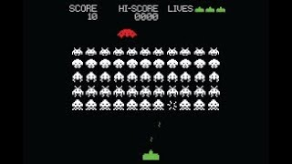 RETRO WEEK: SPACE INVADERS (Minecraft)