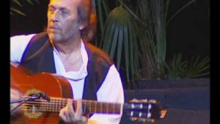 Paco de Lucia - El cafetal (Rumba) - live in Moscow, part 4|5, 2010-03-14