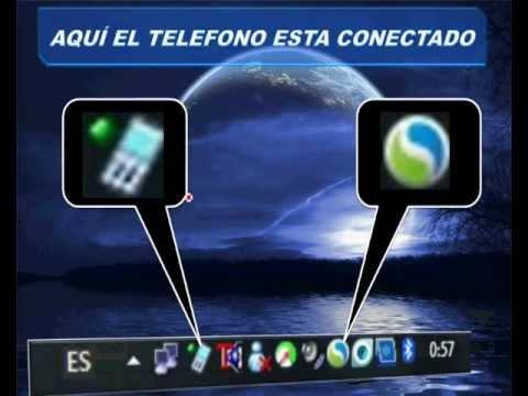 USAR EL TELEFONO NOKIA COMO MODEM - ROGER CORTEZ 100% ORIGINAL