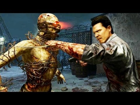 Mob of the Dead Zombies: Flaming Tomahawk Boomerang, Airplane Escape, Turning on the Power, Boss!