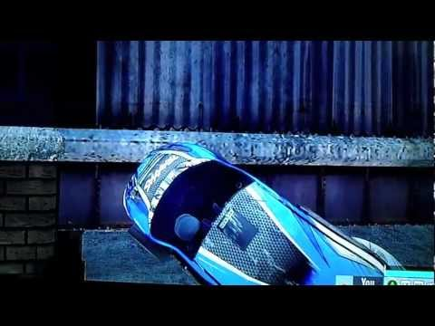 Dirt3 outbreak hiding places