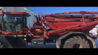 2009 Case IH FLX4520 self-propelled applicator for sale | no-reserve auction January 25, 2017